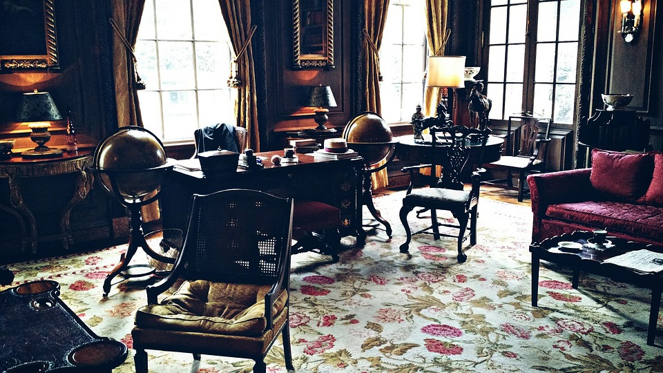Columbus vintage home decor